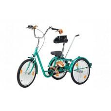 Велосипед для детей ДЦП трехколесный для детей-инвалидов №3 (рост 125-140 см.)