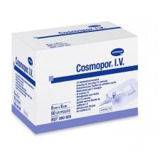 COSMOPOR I.V./Космопор I.V. - Самоклеящаяся повязки для фиксации катетеров: 8х6 см, 1шт. 900805
