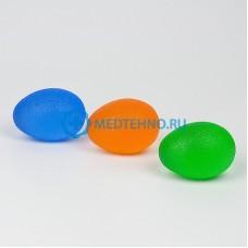 Мяч для тренировки (массажа) кисти яйцевидной формы L 0300