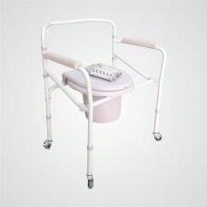 Кресла-коляски с санитарным оснащением для инвалидов H 023B