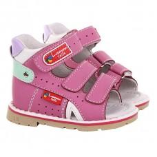 Обувь ортопедическая с открытым носком Luomma Lm100 (детские сандали)